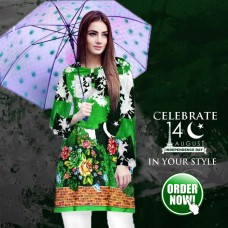 Independence Day Kurti for Women