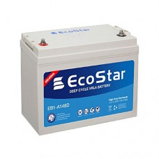 EcoStar Battery 100Amp EB1A148D