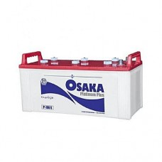 Osaka Batteries Platinum P-180 S 21 Plates Acid Battery