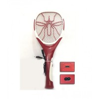 Leaf Gardening Insect Killer Rackets Maroon