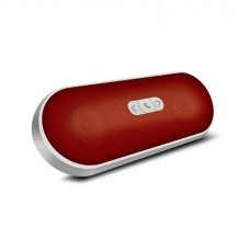 Audionic Portable Bluetooth Speaker BT-230 in Red