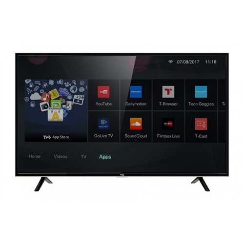TCL 40 Inch Smart HD DTV LED TV 40S62