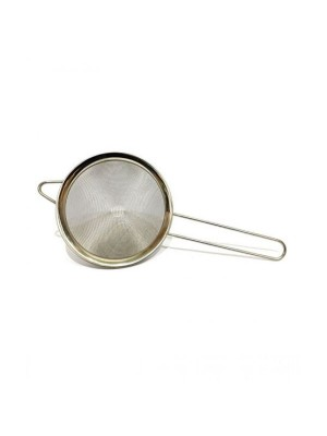 Quickshopping Tea Strainer Silver - Large