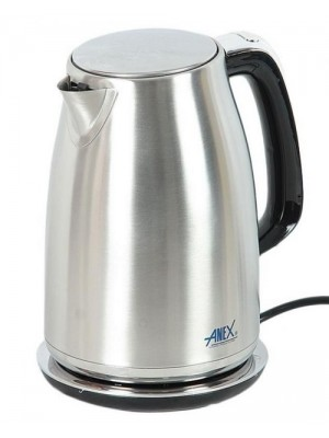 Anex Steel Body 1.7 ltr Electric Kettle 4048