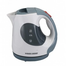Black n Decker 1 ltr 1200-Watt Cordless Electric Kettle JC120