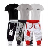 Bundle Of 3 Bermuda Shorts & Printed T-Shirts