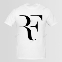 RF Printed Round Neck T-Shirt