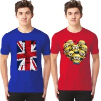 Bundle Of 2 Round Neck T-Shirts P 3