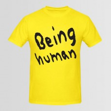 Being Human Printed Round Neck T-Shirt D 2