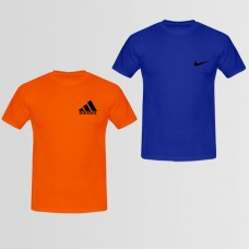 Bundle Of 2 Round Neck T-Shirts P 28