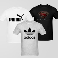 Bundle Of 3 Round Neck T-Shirts P 23