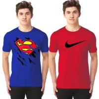 Bundle Of 2 Round Neck T-Shirts P 4