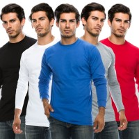 Bundle Of 5 Round Neck T-Shirts P 12