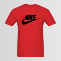 Nike Printed Round Neck T-Shirt