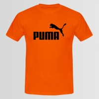 Puma Printed Round Neck T-Shirt