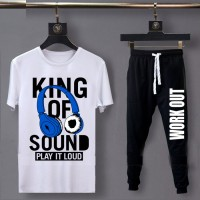 King of Sound Men's Summer Tracksuit