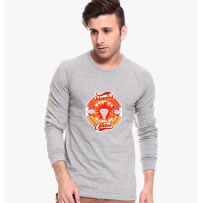 Islamabad United Grey Full Sleeves T-Shirt