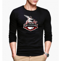Lahore Qalandars Black Full Sleeves T-Shirt