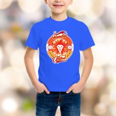 Islamabad United Psl Kids T-Shirt in Blue