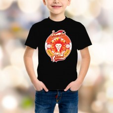 Islamabad United Psl Kids T-Shirt in Black