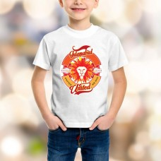 Islamabad United Psl Kids T-Shirt in White