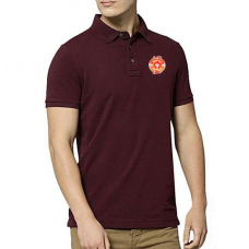 Islamabad United Polo T-Shirt in Maroon