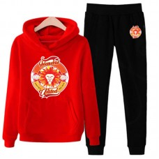 Islamabad United Psl Red Tracksuit