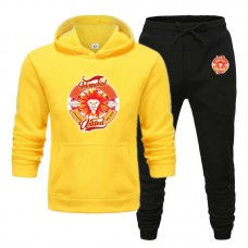 Islamabad United Psl Yellow Tracksuit