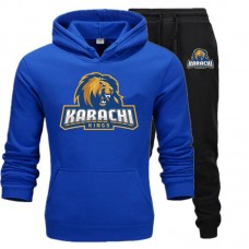 Karachi Kings Psl Royal Blue Tracksuit