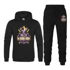 Quetta Gladiators Psl Black Tracksuit