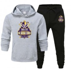 Quetta Gladiators Psl Grey Tracksuit