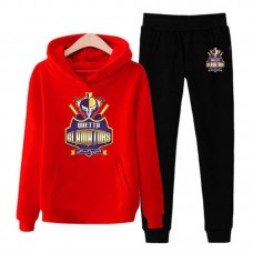 Quetta Gladiators Psl Red Tracksuit
