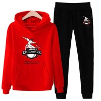 Lahore Qalandars Psl Red Tracksuit