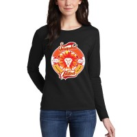Islamabad United Psl Women T-Shirt in Black