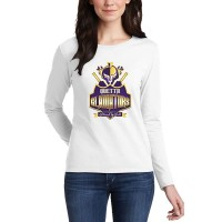 Quetta Gladiators Psl Women T-Shirt in White