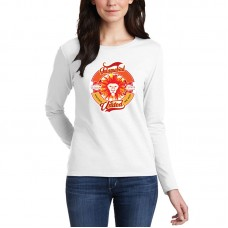 Islamabad United Psl Women T-Shirt in White