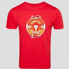 Islamabad United Psl Red T-Shirt