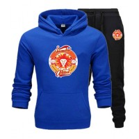 Islamabad United Psl Royal Blue Tracksuit