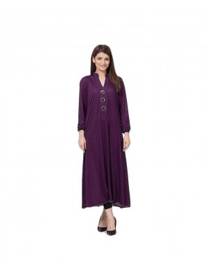 Cotton Tunic With Fancy Top