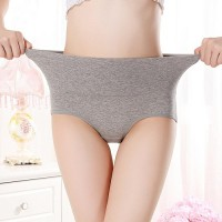 High Waist Body Shaper Tummy Control Panty in Grey