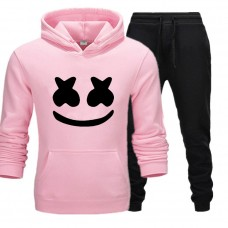 Marshmellow Pink Exported Tracksuit For Women's