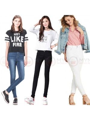 Bundle of 3 Exported Quality Jeans
