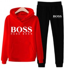 Boss Red Tracksuit For Men's