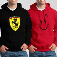 Bundle of 2 Winter Collection Hoodie For Men's