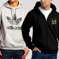 Bundle of 2 Exported Quality Hoodie For Men