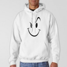 Exported Quality White Hoodie For Men's
