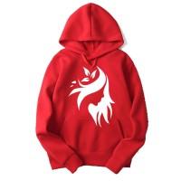 Stylish Design Exported Quality Red Hoodie
