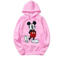 Mickey Mouse Exported Quality Hoodie For Women