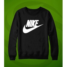 Nike Black Exported Quality Sweatshirt For Men